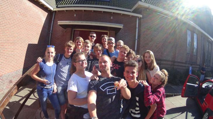 Interjel @ Het Kruispunt | Landsmeer | Noord-Holland | Nederland